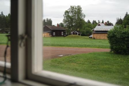 Från mitt köksfönster ser jag mina närproducerade ärtor. Ärtor som ska bli proteinfoder till mjölkkorna här på gården. Det är mångfald, hållbarhet och miljönytta jag ser, inte miljöfarlig verksamhet.