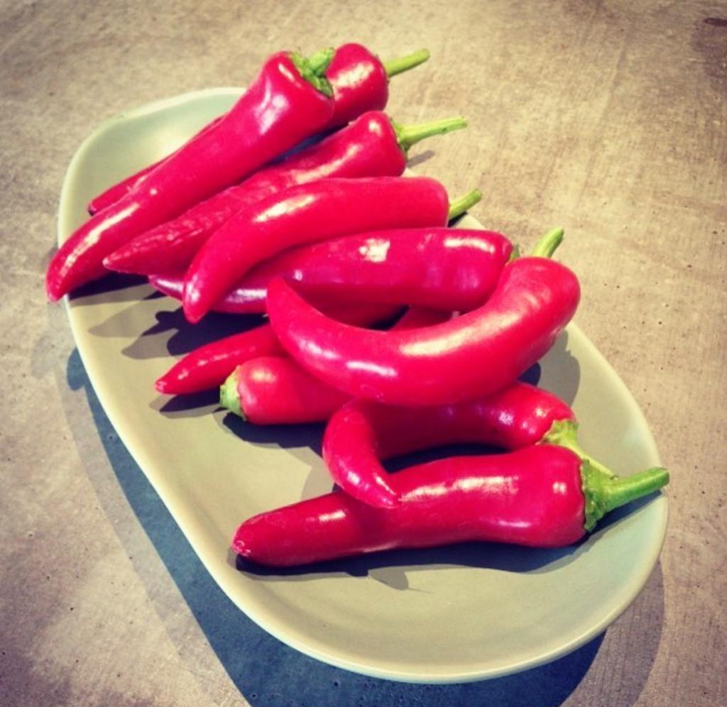 Fermenterad chili recept