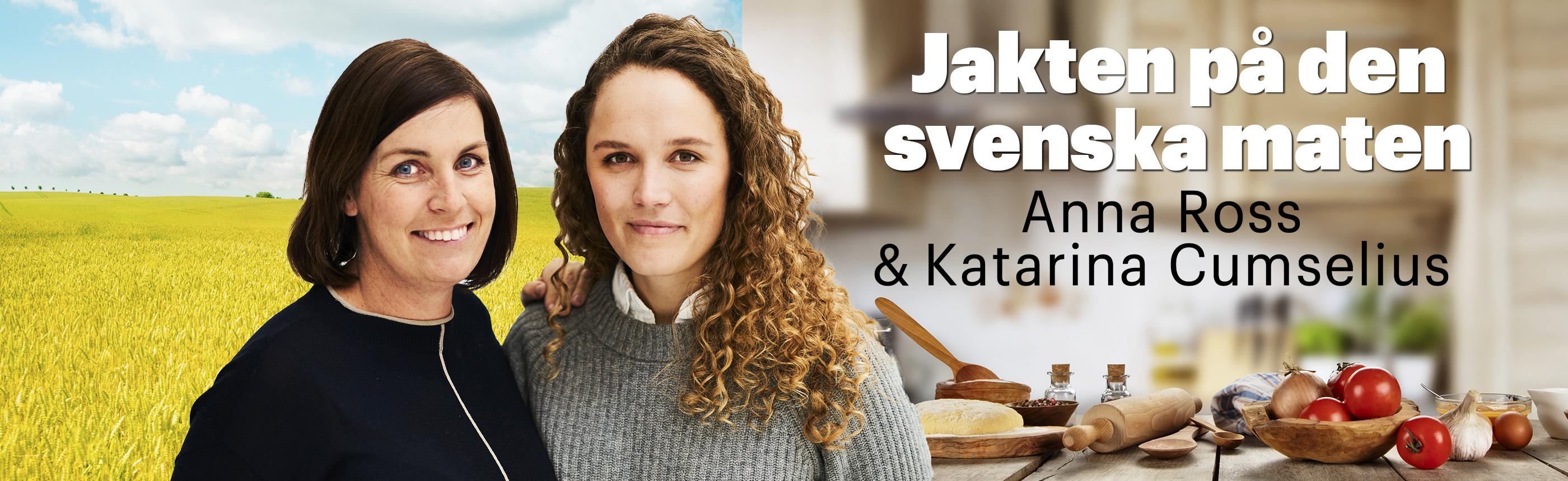 Jakten på den svenska maten blogg