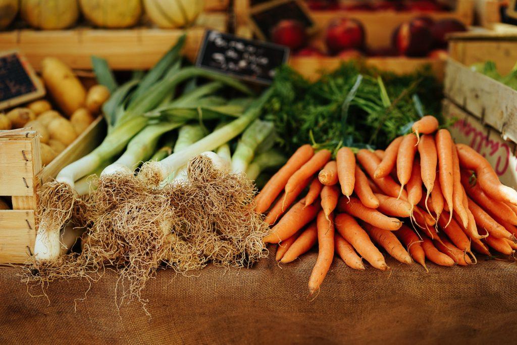 Äter du mat? I så fall berörs även du av rådande torka.