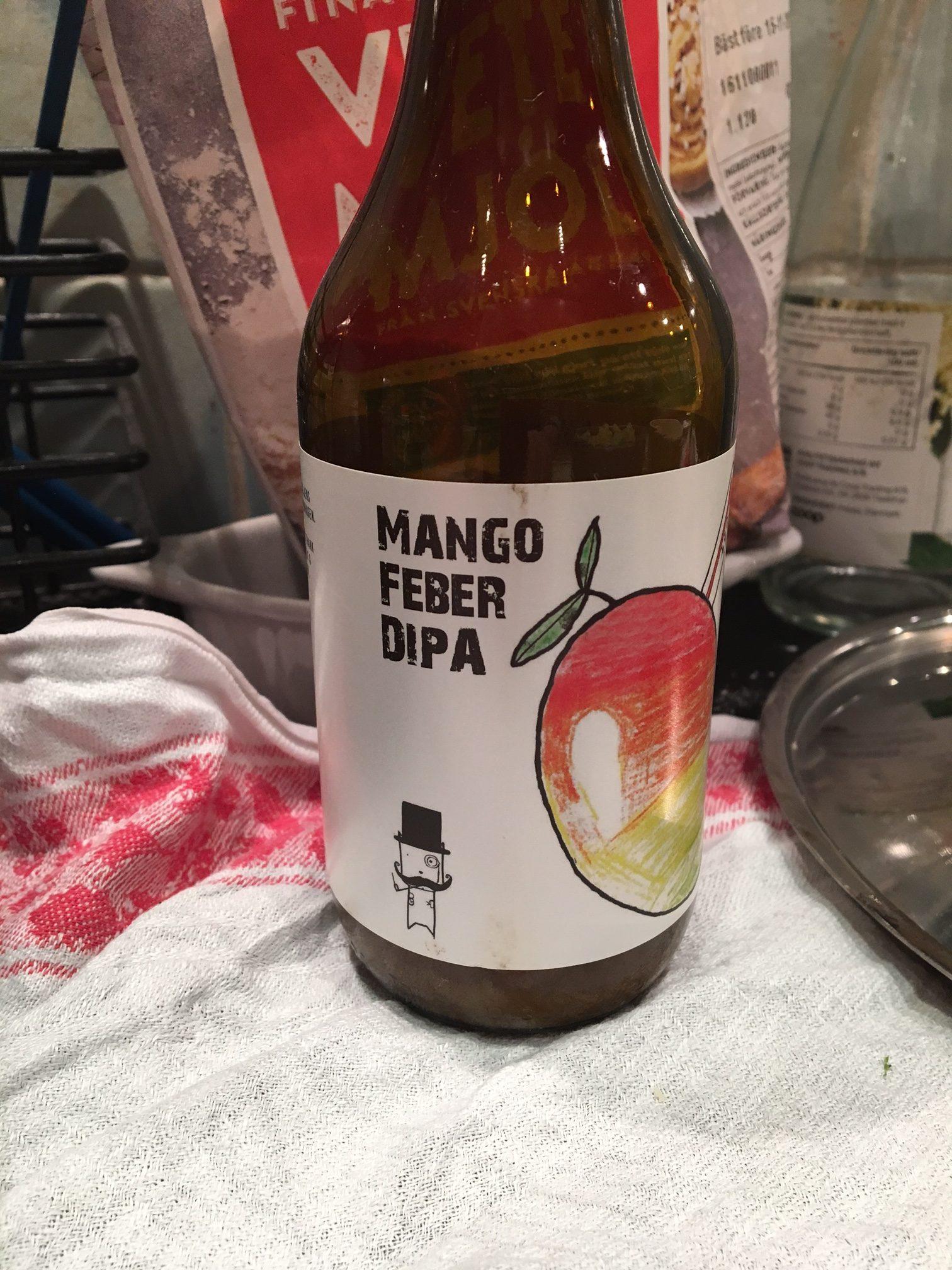 Mangofeber från Brewski.
