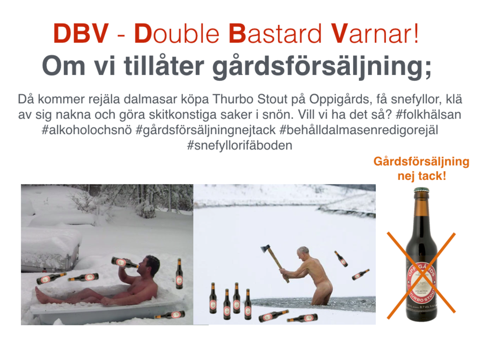 Double bastard - skärmdump.