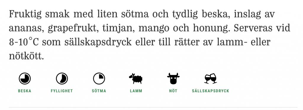 Hilma enligt Systembolaget.