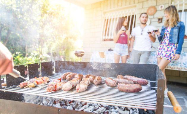 Eldningsförbud innebär grillstopp. Foto: Istock.