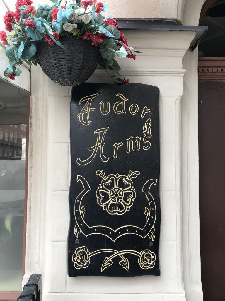 Tudor Arms, Stockholm. Foto: Joel Linderoth.