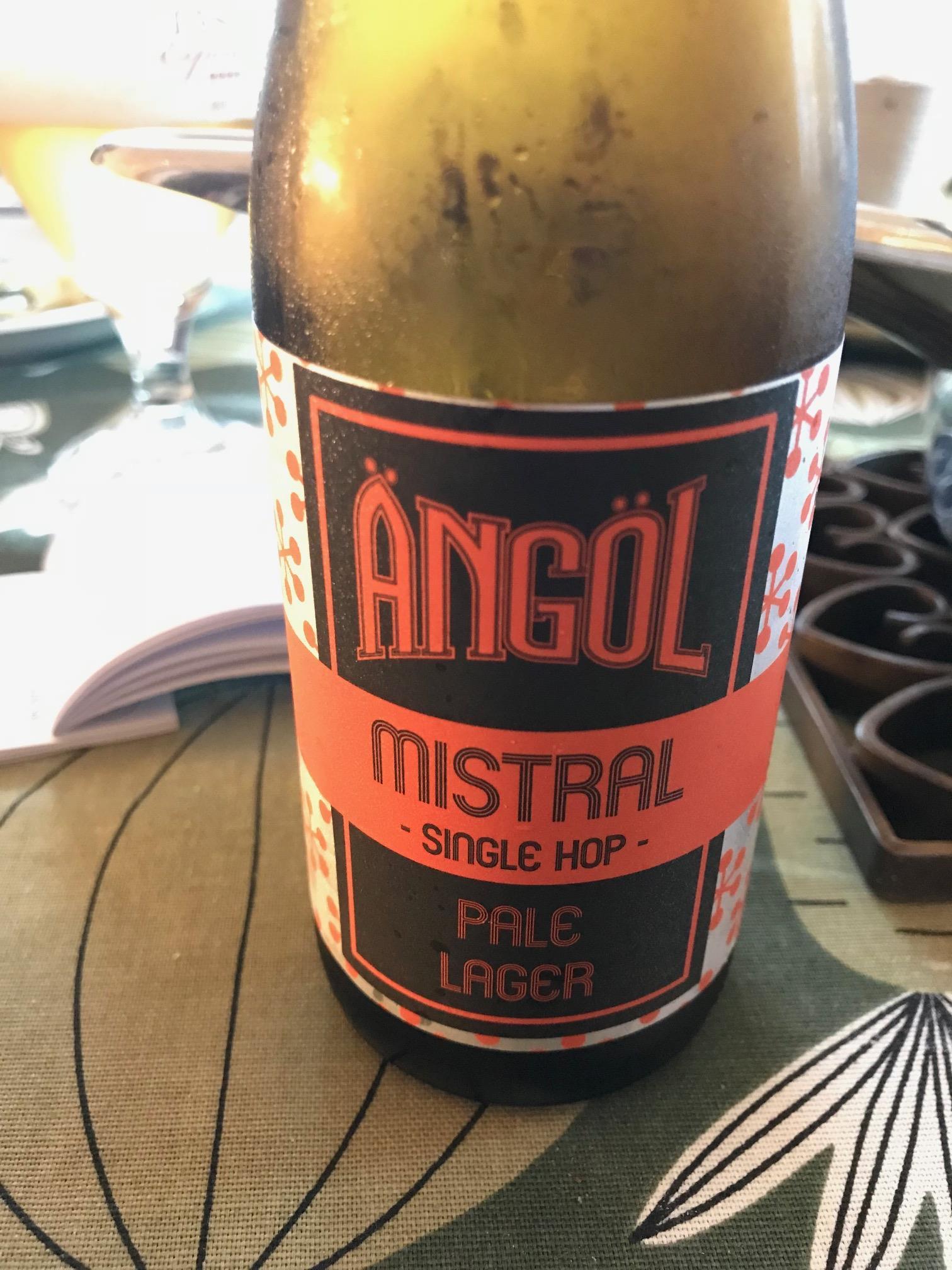 Mistral Single Hop från Ängöl. Foto: Joel Linderoth.