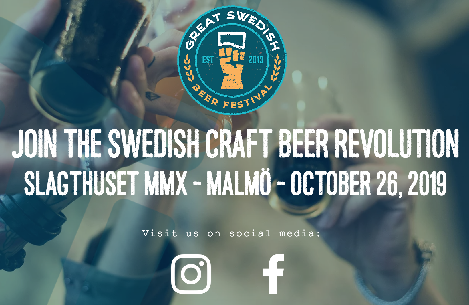 Great Swedish Beer Festival.