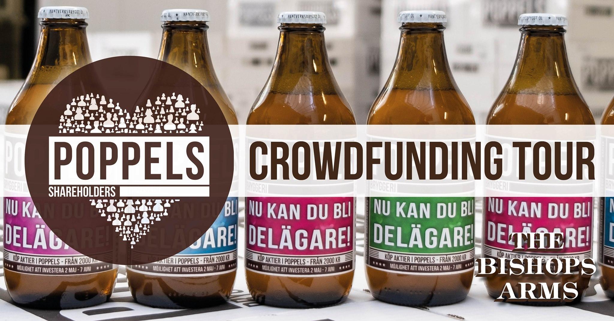 Poppels crowdfunding.