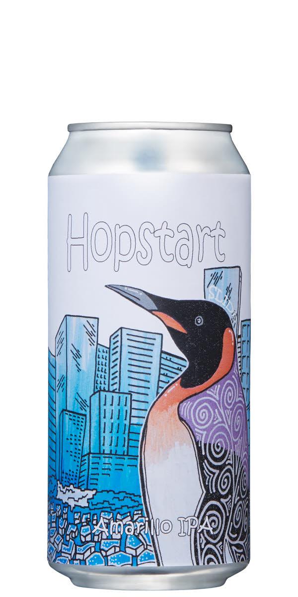 Hopstart Amarillo IPA från Hop Notch brewing.