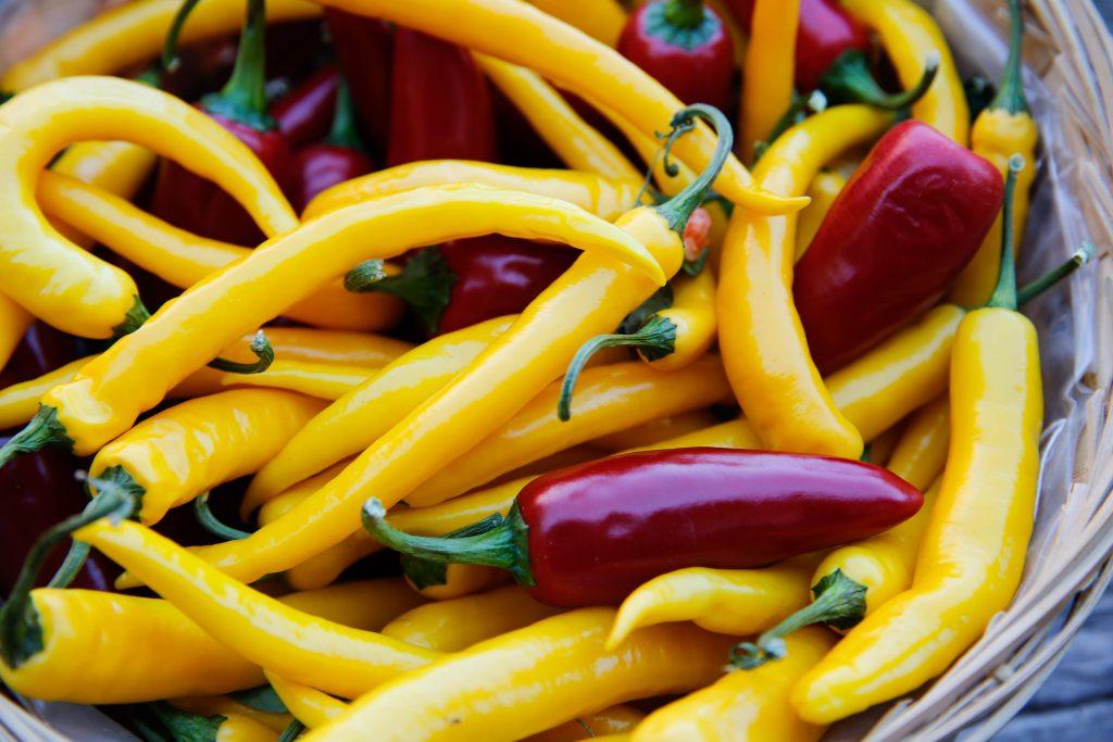 Du behöver chili......