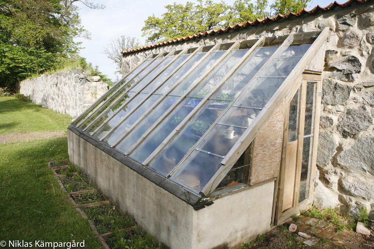 Drömmen om ett eget växthus | Lev som en bonde | Niklas Kämpargård