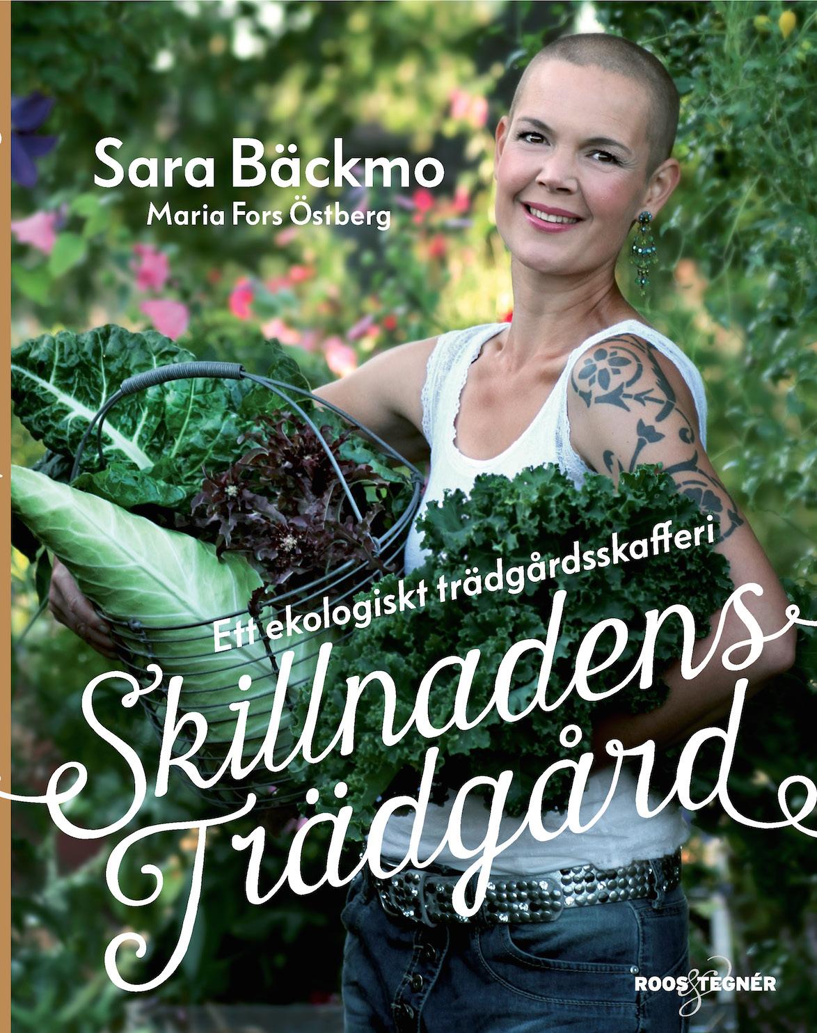 Omslaget till boken om Skillnadens Trädgård.