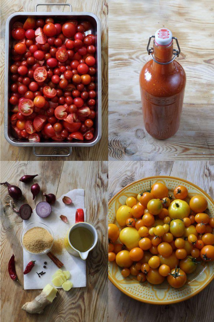 ketchup, galleri