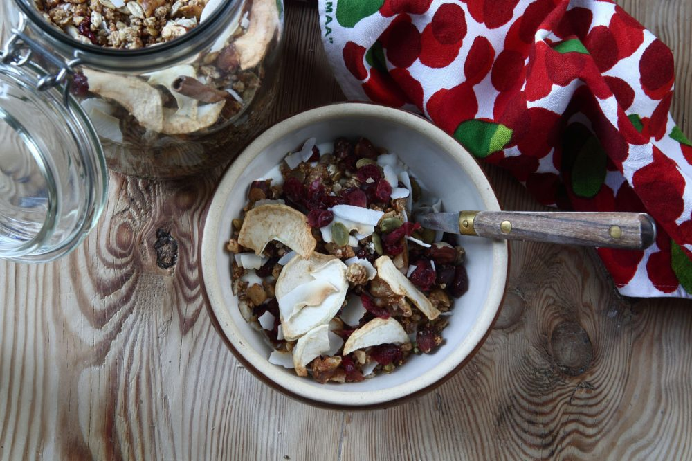 granola, advent