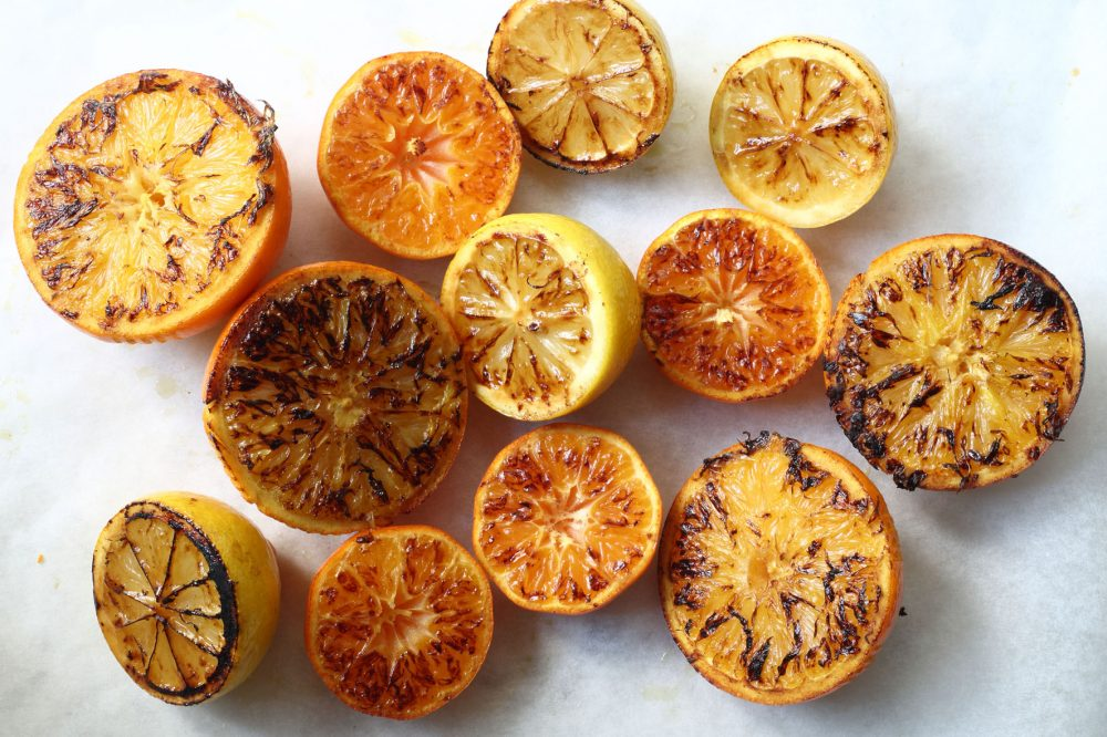 citrus stekt