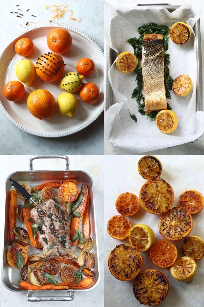 citrus stekta