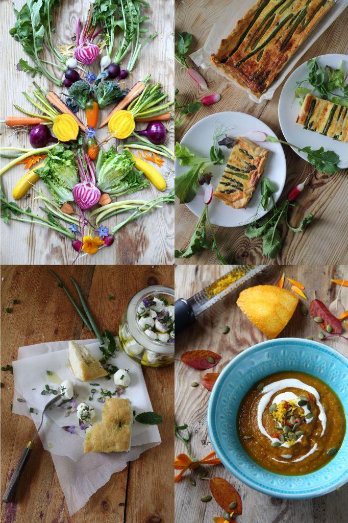 vegetariskt nyår