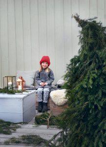 Bygg en egen julgran